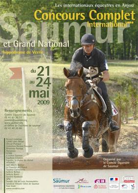 Ismene fait l\'affiche à Saumur